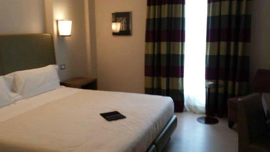 Blu Hotel Brixia: My room