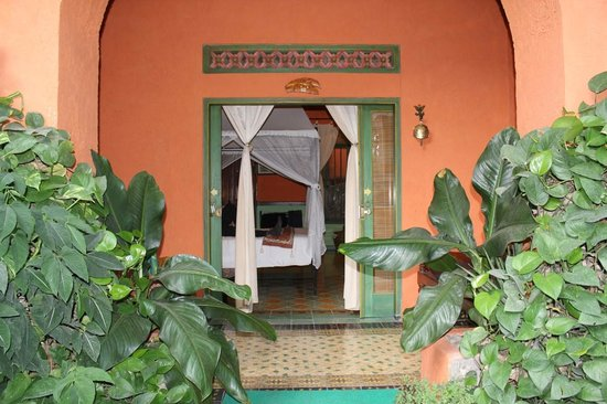 Dusun Jogja Village Inn: Room entrance