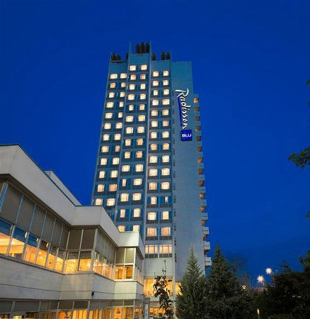 Radisson Blu Hotel, Ankara: Exterior