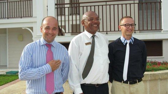 Royalton Cayo Santa Maria: directeur et adjoints