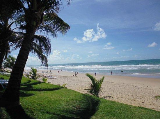 Hotel Solar Porto de Galinhas : Piscina com Vista ao Mar