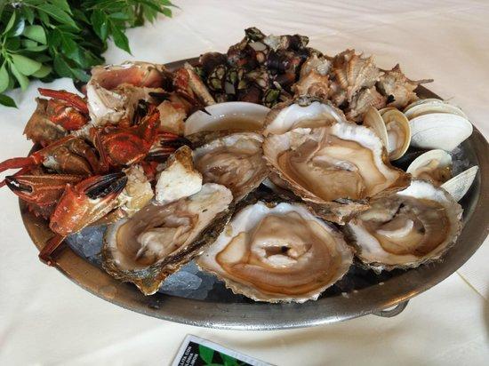 Mariscos -  Restaurant El Trull (Lloret de Mar)