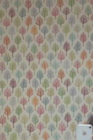 Hotel Wing International Kumamoto Yatsushiro: 可愛い壁紙