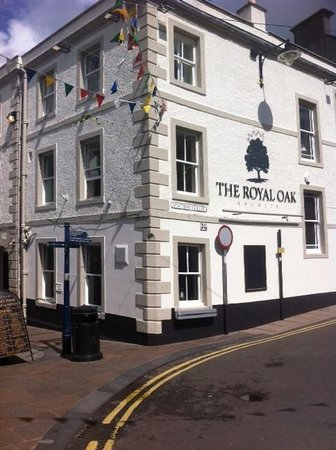 The Royal Oak at Keswick: The newly refurbed Royal Oak in Keswick, go there!