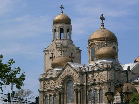 Primasol Ralitsa Superior Hotel: Varna la cathédrale