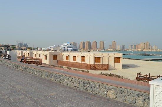 Katara Cultural Village: The bay in Katara