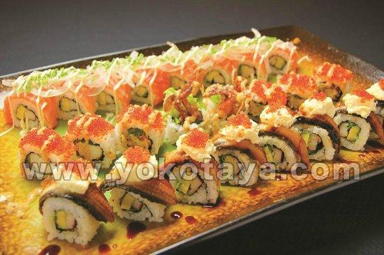 Yokotaya Japanese Dining: Roll Moriawase