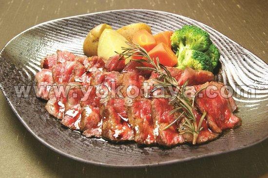 Yokotaya Japanese Dining: Wagyu Tagliata