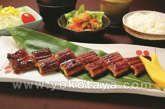 Yokotaya Japanese Dining: Unagi Kabayaki Set