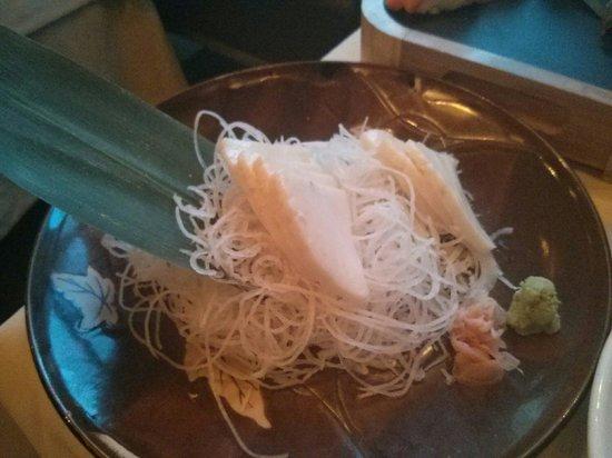 Zen Market : Nigiri de pez mantequilla
