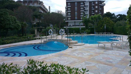 Grand Hotel Gallia: pool