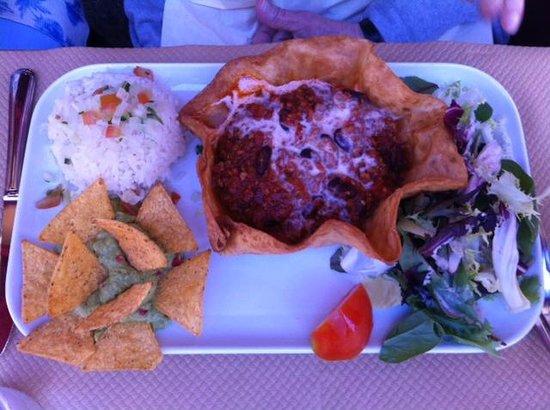 Le Quebec : Chili con carne
