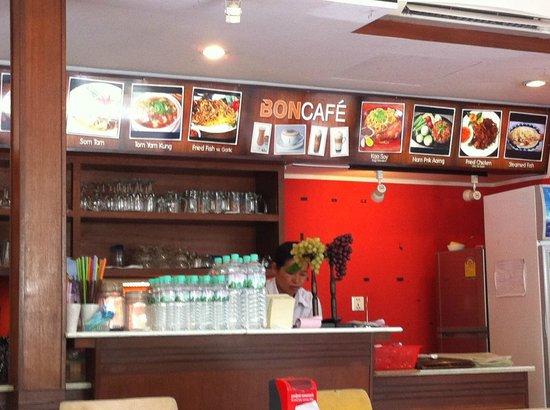 Banyan Thai Cuisine: Counter