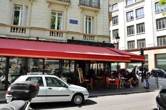 fa ade picture of restaurant le grand palais paris tripadvisor. Black Bedroom Furniture Sets. Home Design Ideas