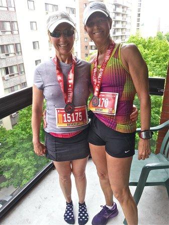 Cartier Place Suite Hotel : Ottawa Marathon Weekend