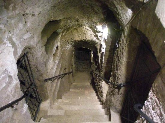 Catacombe SS. Marcellino e Pietro - Mausoleo di S. Elena