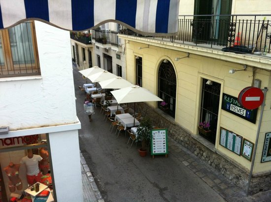 Hotel Galeon : Front of hotel