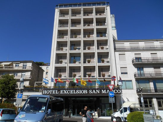 Excelsior San Marco Hotel : Hotel exterior