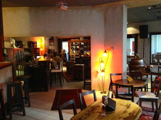 Millesime Bar Oenotheque Lounge: Millésime bar, Haute-Nendaz