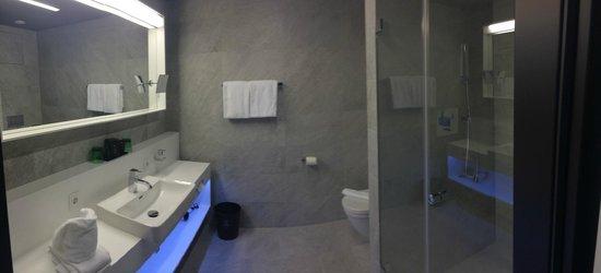 Adlers Hotel: Room Bath