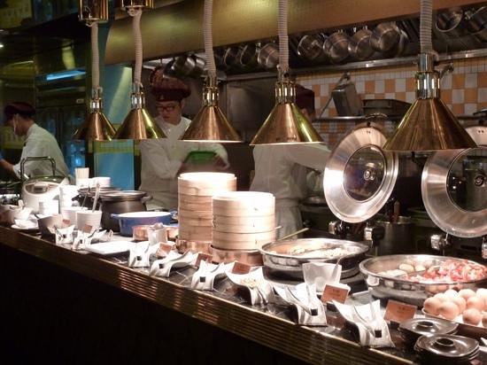The Landis Taipei : Breakfast Buffet selections at The Landis