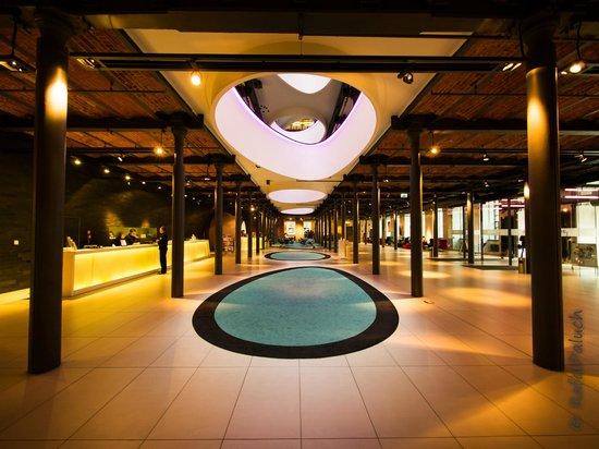 andel's by Vienna House Lodz: lobby