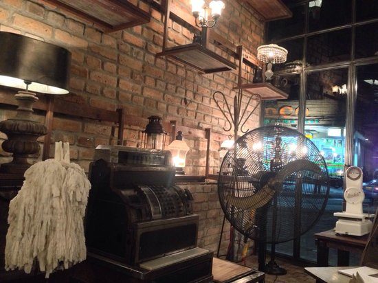 The Bistrot: Nice ambience