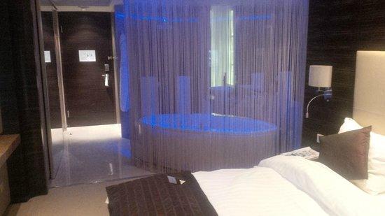 Grand Ankara Hotel Convention Center: В номере