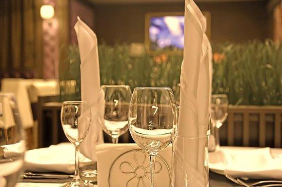 Park Hotel Plovdiv: Restaurant