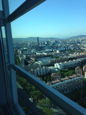 Hotel Arts Barcelona: City View