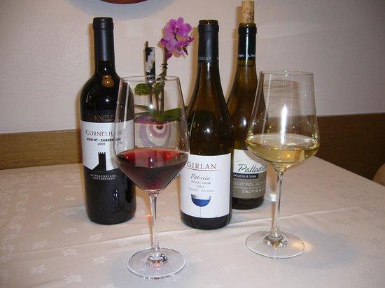 Gasthof WASTL Albergo: Wein