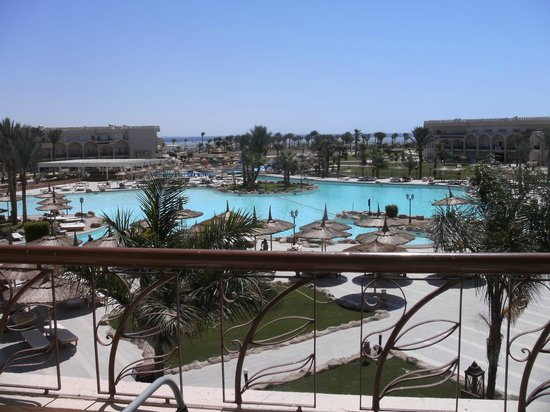Royal Albatros Moderna Sharm el-Sheikh: View from 'Sharki's Coffee Lounge