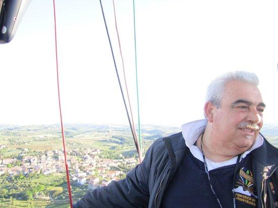 Idea Balloon Mongolfiere inToscana: Stefano