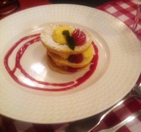 Le Bouchon Provencal : A dessert from heaven