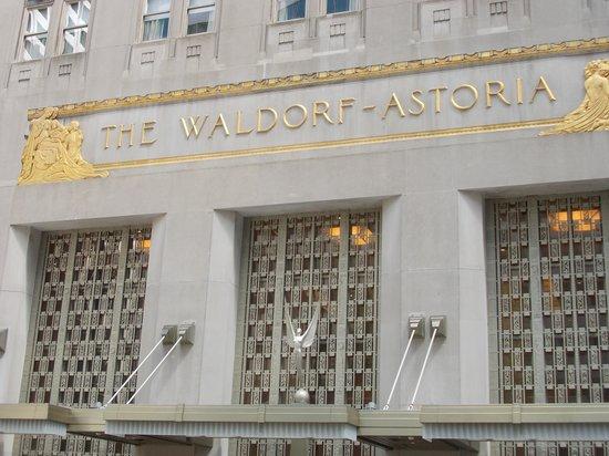 Waldorf Astoria New York : Waldorf Astoria