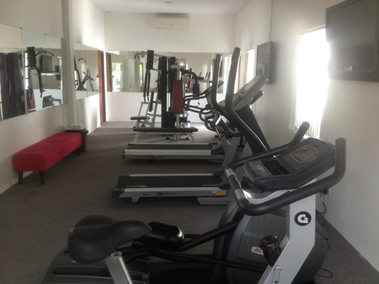 The Plantation - urban resort & spa: Gym