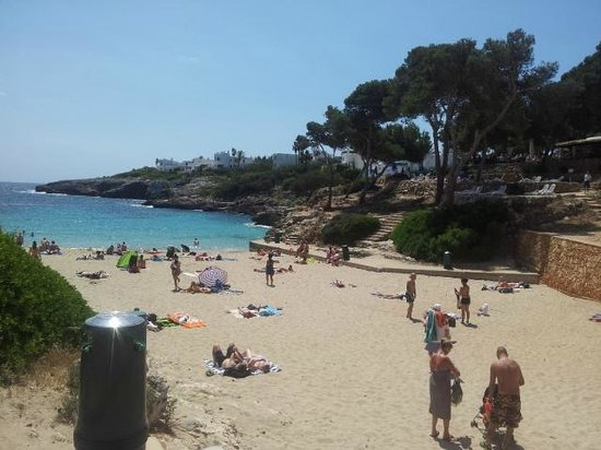 Hotel Cala Ferrera: another beach nearby