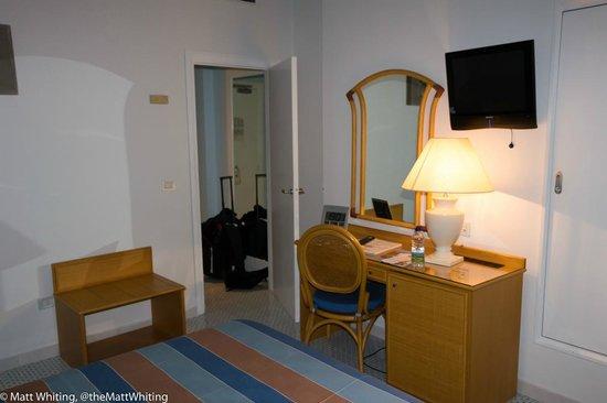 Grand Hotel Aminta: Bedroom