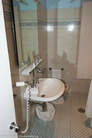 Grand Hotel Aminta: Bathroom