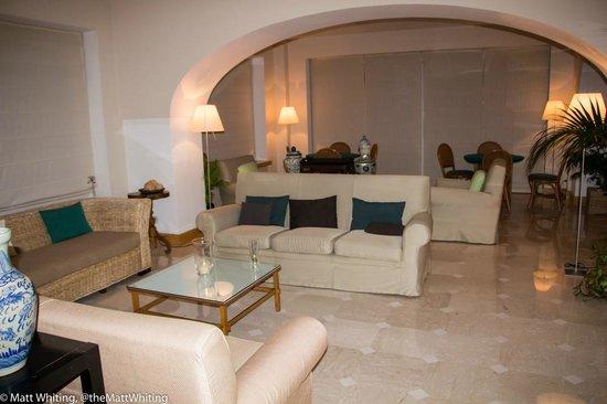 Grand Hotel Aminta: Lounge Area