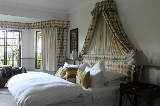 Highgrove House: Gorgeous suites