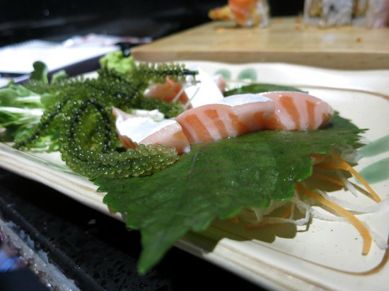 Ichiba Sushi Restaurant : forgot the names, sadly :(
