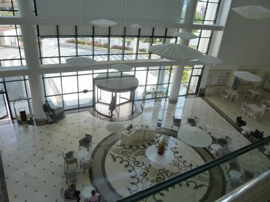 Side Prenses Resort & Spa Hotel: Lobby
