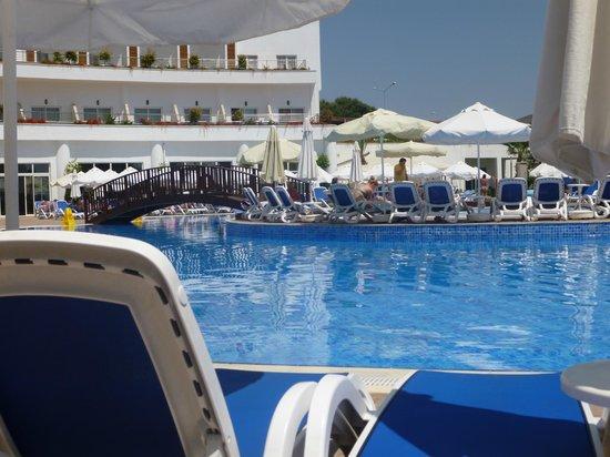 Side Prenses Resort & Spa Hotel: Pool area
