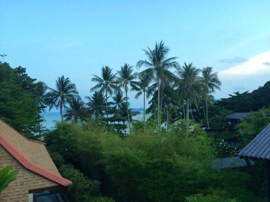 The Briza Beach Resort Samui: View from bedroom balcony