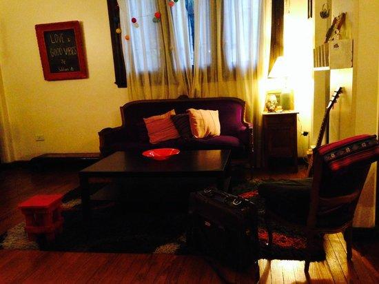 SIKKIM Rosario: Living