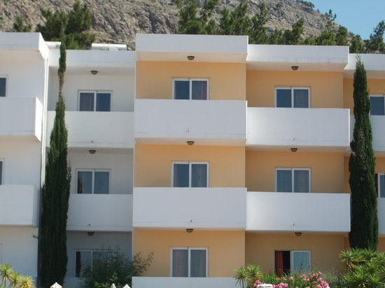 Stella Hotel: Apartments
