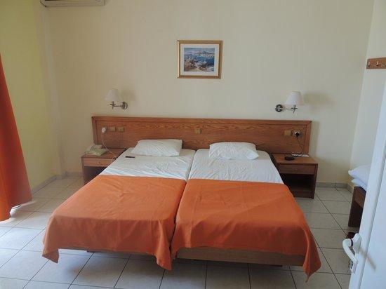 Stella Hotel: Bedroom