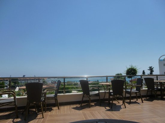 Side Prenses Resort Hotel & Spa: View from the terrace