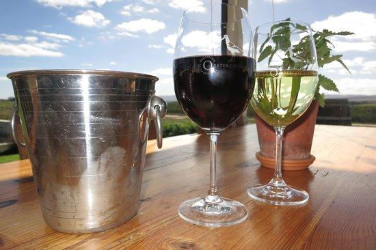 Black Oystercatcher : Wine tasting